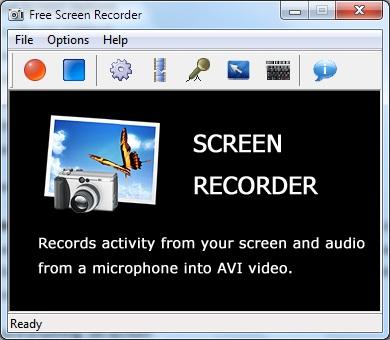 Bildschirm Recorder Windows