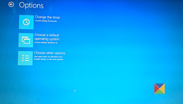 Erweiterte Startoptionen In Windows 10 Andern Der Boot Standardeinstellungen Beim Dual Boot Windows Nachrichten