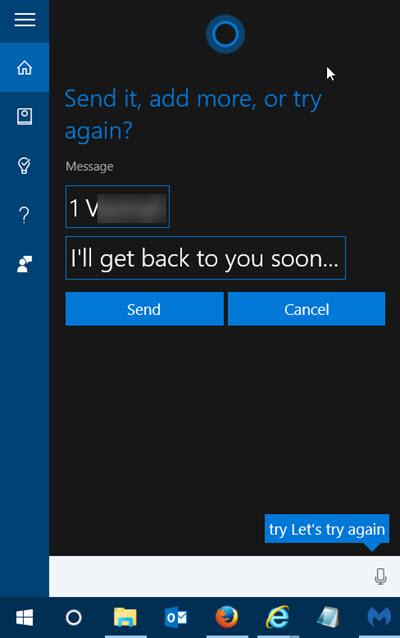 Windows Anrufe